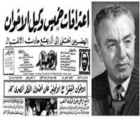 أمير الصحافة يصف الإخوان بعصابة تعمل لحساب الشيطان