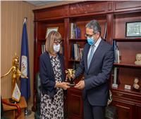 وزير السياحة يناقش تعاون بين مصر وصربيا في مجالات مكافحة تهريب الآثار