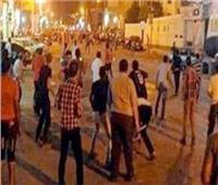 بالأسلحة والمولوتوف.. السيطرة على حرب شوارع في المحلة الكبرى