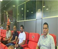 «جهاز المنتخب» يحضر مباراة «الأهلي وبيراميدز» في «الدوري الممتاز»