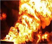 إخماد حريق شقة سكنية بحدائق أكتوبر
