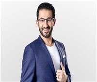 أحمد حلمي يلعب مع متابعيه «ايه هي الفروق السبعة»