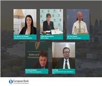 «المشاط» تدعو البنك الأوروبي لإعادة الإعمار والتنمية لزيادة استثماراته في قارة أفريقيا