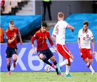 يورو2020  إنطلاق مباراة  إسبانيا وسويسرا فى ربع النهائى