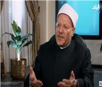 المفتي: الخطاب الديني اختطف في مرحلة زمنية قبل 30 يونيو 2013   فيديو