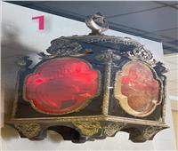 متحف المركبات الملكية يستعرض ٣ قطع أثرية من مقتنياته الخاصة.. صور