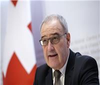 رئيس سويسرا يشيد بمنتخب بلاده رغم الخروج أمام إسبانيا في اليورو