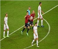 يورو2020| التشيك تعود للمباراة وتقلص النتيجة أمام الدنمارك