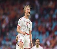 يورو 2020 | «كاسبر دولبرج» يقتحم قائمة «عظماء الدنمارك»