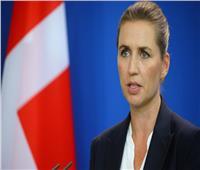 شاهد.. رئيسة وزراء الدنمارك تحتفل بتأهل منتخب بلادها لنصف نهائي اليورو