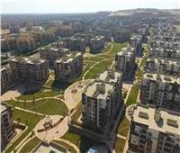 جهاز حدائق أكتوبر: المدينة بها جميع أنواع الإسكان بجميع المستويات