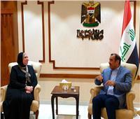 جامع: إنشاء المدينة الاقتصادية بين العراق والأردن نقطة ارتكاز لتحقيق التنمية
