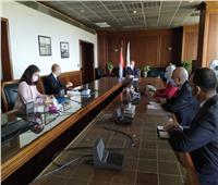 وزير الري يبحث مع سفير المجر موقف التعاون بين البلدين في مجال المياه