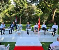 وزير المالية السويسري يختتم زيارته للقاهرة.. صور