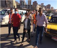 نائب محافظ الإسكندرية تتابع معدلات الإنجاز بمشروع تطوير محطة مصر