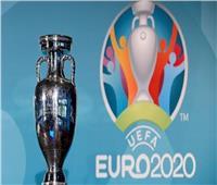 يورو 2020  «يويفا» يعرض «الكرة الجديدة» للمباراة النهائية.. صور