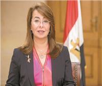 غادة والي: مكتب الأمم المتحدة تعهد بدعم منظمة تنمية المرأة وتمكينها