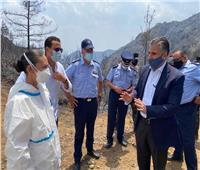 نقل الضحايا المصريين بحرائق قبرص لمستشفى تمهيدًا لإعادتهم إلى أرض الوطن