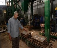 مركز بحوث وتطوير الفلزات.. معدات صناعية وبحثية لا مثيل لها في مصر