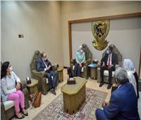 وزيرة الصحة: الانتهاء من تجهيز 5 مراكز لعلاج فيروس «سي» و«بي» بالسودان