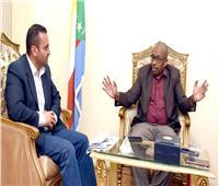 سفير جزر القمر: بلادنا تدعم مصر والسودان أفريقياً وعربياً في أزمة سد النهضة