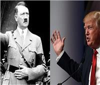 كتاب جديد ينقل «مدح» ترامب في هتلر