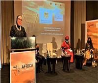 وزيرة التجارة والصناعة تفتتح منتدى الأعمال المصري السنغالي بداكار