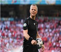 صافرة هولندية تدير نهائي «يورو 2020» بين إنجلترا وإيطاليا