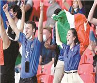 استثناء لجماهير إيطاليا لحضور النهائي في ويمبلي