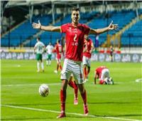 «محمد شريف» يرتقي لوصافة «هدافي الدوري الممتاز»
