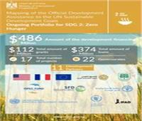 المشاط: تمويلات تنموية بـ486 مليون دولار لتنفيذ 17 مشروعًا