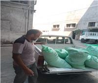 تموين الإسكندرية تشن حملات مكبرة على المخابز والأشطة التموينية