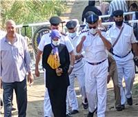 صور| نائب مدير أمن بني سويف يتفقد تأمين لجان الامتحانات