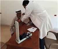 قافلة طبية لخدمة الأهالي بقرى جنوب الشيخ زويدبشمال سيناء