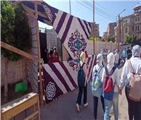 محافظ المنيا: طبيب وزائرة صحية وسيارة إسعاف بلجان الثانوية العامة