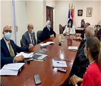 نائب وزير السياحة تعقد اجتماعاً مع النقابة العامة للمرشدين السياحيين