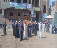 استعدادات بالمنيا لاستقبال جثامين ضحايا قبرص | فيديو وصور