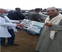 «تأمين الثروة الحيوانية» ينفذ ٣٥٠ قافلة إرشادية بأسواق الماشية خلال ٣ أشهر