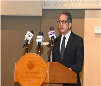 وزير السياحة: المجتمعات العمرانية لديها خطة لاستغلال الساحل الشمالي فندقيًا
