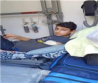 عودة ٤ جرحى فلسطينين إلى قطاع غزة بعد علاجهم في مستشفياتمصر