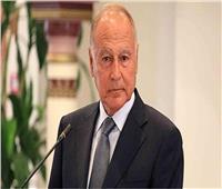 أبو الغيط يبحث مع وزير خارجية الجزائر قضية سد النهضة