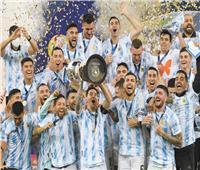بعد فشل 4 محاولات.. «البرغوث» يقتنص البطولة الأولى مع المنتخب الأرجنتيني