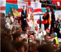 «ويمبلي» يعود للحياة.. جماهير إنجلترا وإيطاليا يشعلان نهائي «يورو 2020»| صور
