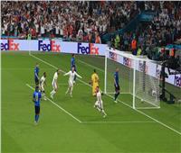 «يورو 2020»| شوط أول رائع.. إنجلترا تضرب إيطاليا بهدف مبكر «فيديو»