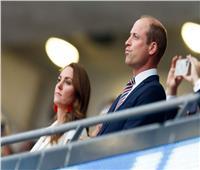 صدمة وحزن.. رد فعل الأمير ويليام وزوجته بعد خسارة إنجلترا في نهائي اليورو| صور