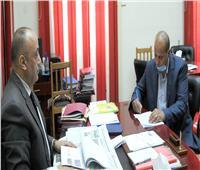 حوار  مساعد وزير الزراعة للطب البيطري: صندوق التأمين على الثروة الحيوانية حماية للمربين