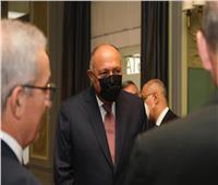 خلال زيارته لبروكسل.. شكري يلتقي وزراء خارجية الاتحاد الأوروبي| صور