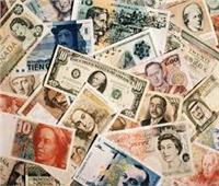 استقرار نسبي في أسعار العملات الأجنبية بالبنوك منتصف تعاملات الاثنين