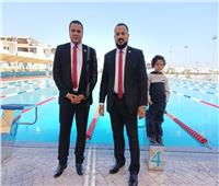 انطلاق بطولة الصعيد للسباحة بنادي الرياضات البحرية بالغردقة.. اليوم
