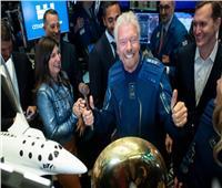 الملياردير البريطاني ريتشارد برانسون: كنت أحلم بالسفر للفضاء منذ طفولتي